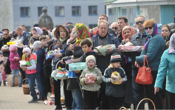 Пасха в Петербурге: Metro предлагает программу праздника