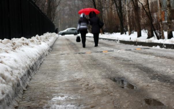 Погода в Петербурге на рабочую неделю: теплее +5 не будет