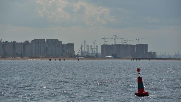 В развитие Большого порта Петербурга хотят вложить 4 миллиарда рублей