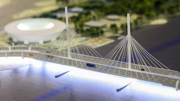 Яхтенный мост в Петербурге откроют временно 7 мая
