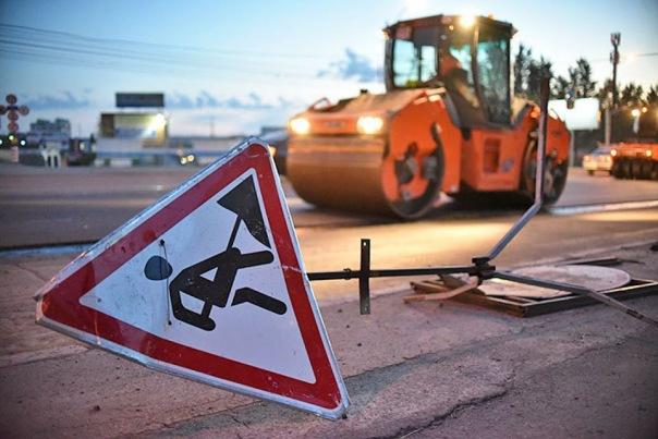 Дачный проспект перекроют до конца июня из-за дорожных работ