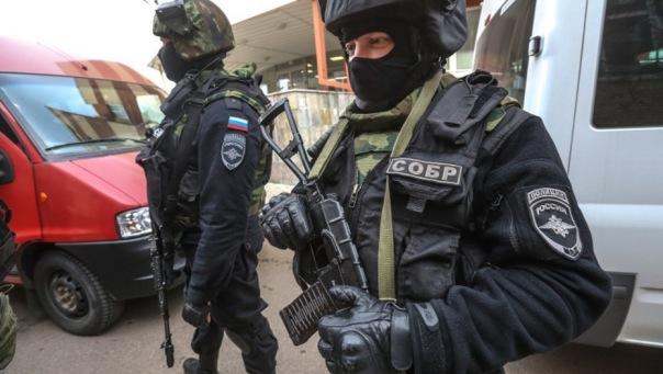 В Петербурге проводятся антитеррористические учения