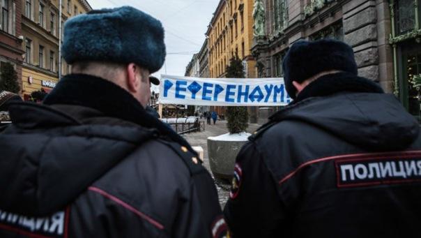 В Петербурге Горизбирком одобрит референдум об отзыве мандатов оппозиционных депутатов ЗС