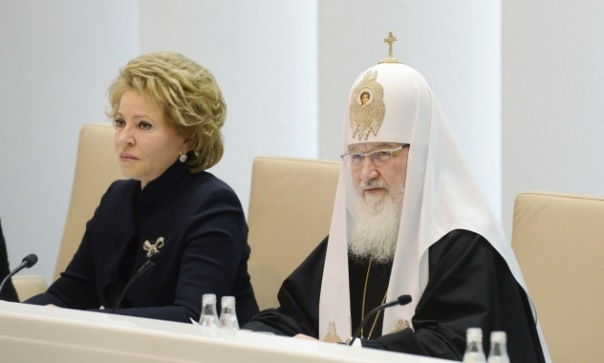 Новыми почетными гражданами Петербурга стали Валентина Матвиенко и Патриарх Кирилл