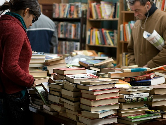В Петербурге открылся ХII Книжный салон