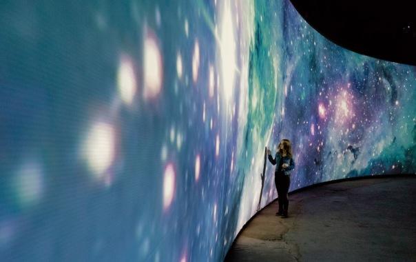 В Петербурге осенью откроется самый большой в мире планетарий