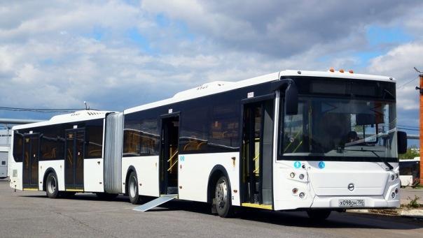 Петербург первым испытает самый длинный в России пассажирский автобус