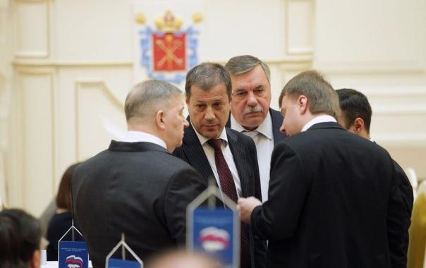 Депутаты ЗакСа отклонили максимум поправок в генплан Петербурга