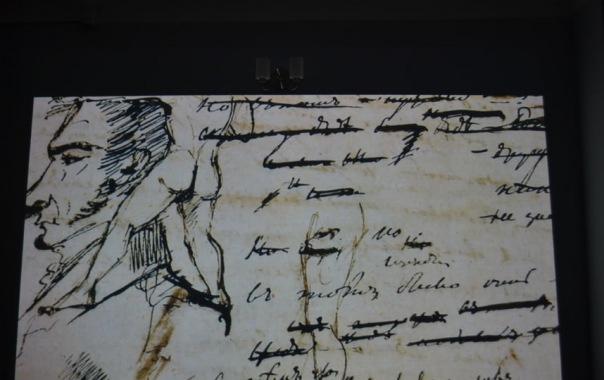 В Пушкине покажут эротические рисунки великого русского поэта