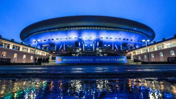 Смольный подал иск к экс-подрядчику строительства стадиона на Крестовском на 289,5 млн рублей