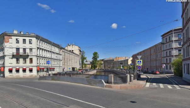 Участки канала Грибоедова и реки Мойки закроют для судов