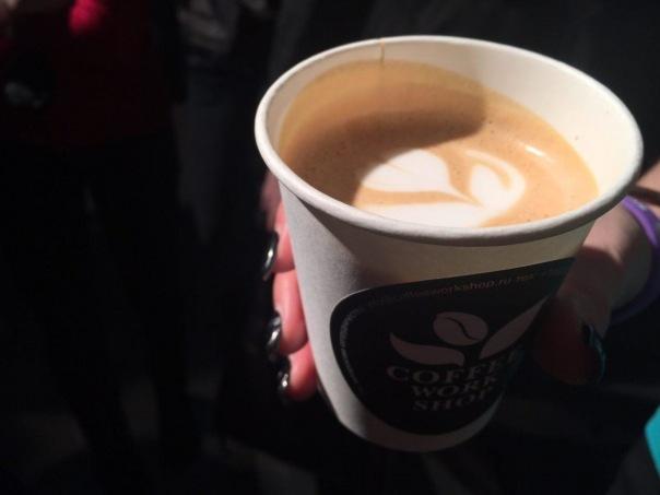 Кофе по-петербургски: у города на Неве появился одноименный напиток