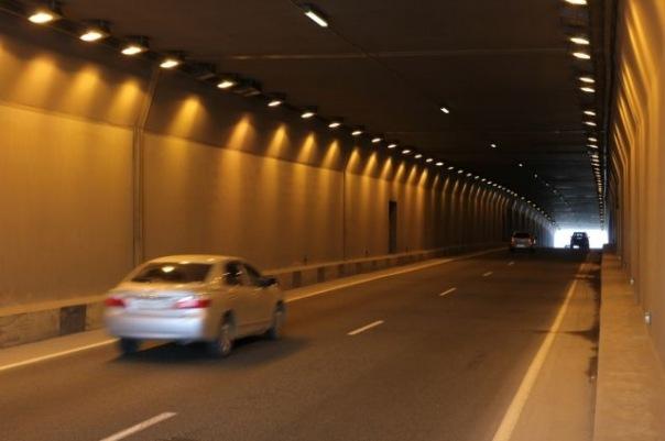 В Петербурге с 26 июня на год закроют тоннель на северо-востоке КАД