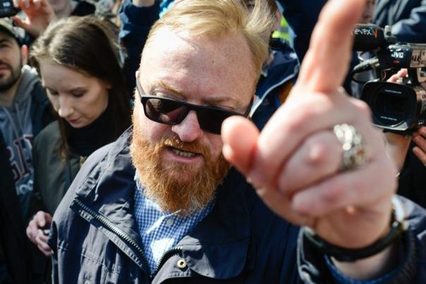 Милонов потребовал отменить лекцию хедлайнера фестиваля Geek Picnic