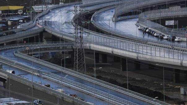 Дунайский путепровод за 70 млн рублей отремонтирует Экодор