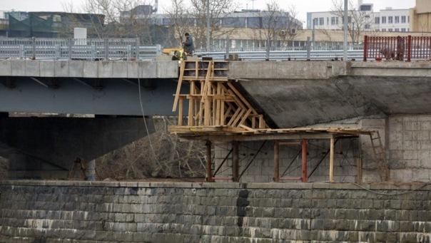 Развязку на Обводном канале достроят за 1,55 млрд рублей