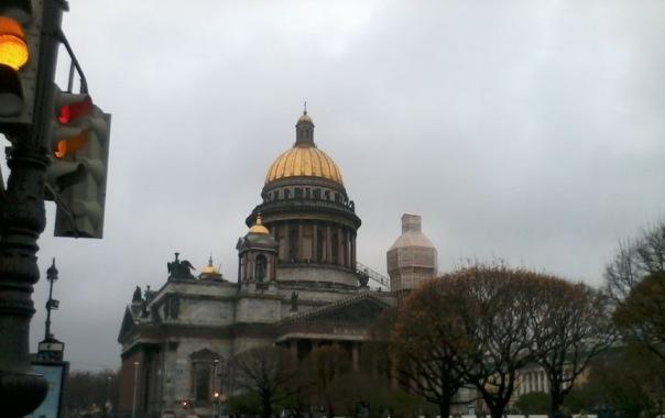 СМИ: Буров может покинуть пост директора Исаакиевского собора в июне