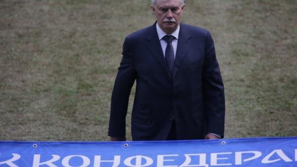 Полтавченко попросил главу Минтранса не закрывать акваторию Невы для Кубка конфедераций