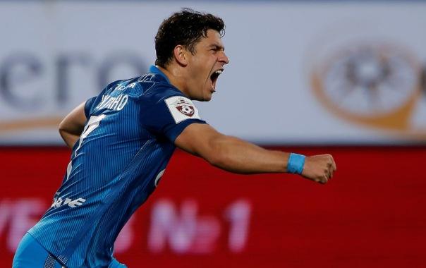 Зенит обыграл Урал в первом матче на новом стадионе