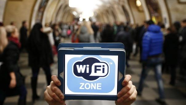 Бесплатный Wi-Fi начали тестировать на четвертой линии метро Петербурга