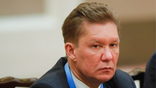 Глава Газпрома Алексей Миллер рассказал, что на новом стадионе Зенита бутсы утопают в газоне