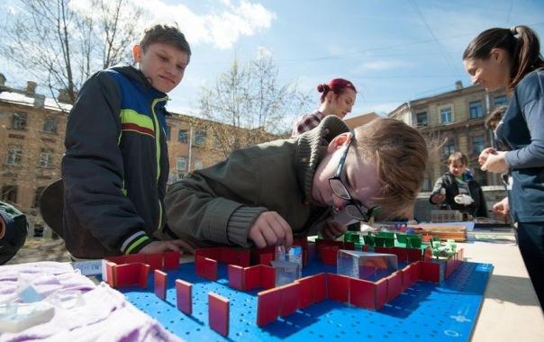 В Петербурге для соседей устроили фестиваль в новом формате